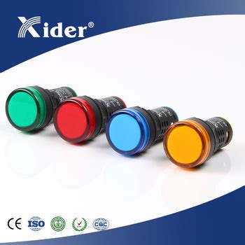 Fort Pilot L Led Model Ad22 22ds xider ad22 22ds 22mm led signal pilot indicator l with factory price buy indicator l