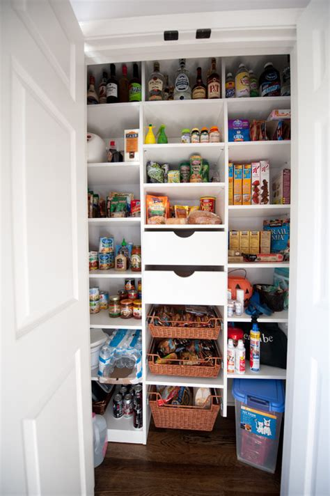 Small Pantry Closet Ideas by 8 Small Pantries That Are Big On Storage