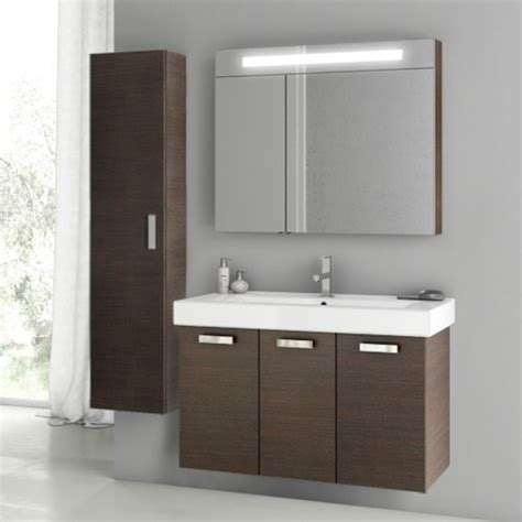 wenge vanity units for bathroom 40 inch wenge bathroom vanity set contemporary bathroom vanity units sink
