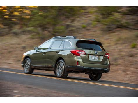 Subaru Outback 2015 Photos Autos Weblog