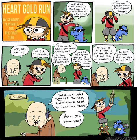 emuparadise of pokemon image gallery heart gold