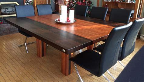 Merveilleux Table Bar De Salon #5: Table-carr%C3%A9-rectangle-Weng%C3%A9Jatoba-1.jpg