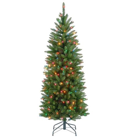national tree company 4 1 2 ft kingswood fir hinged