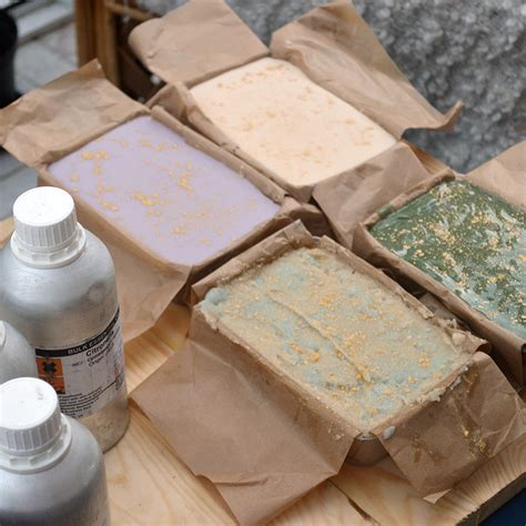 Handmade Soap Shop - open soapmaking classes available lovely greens handmade