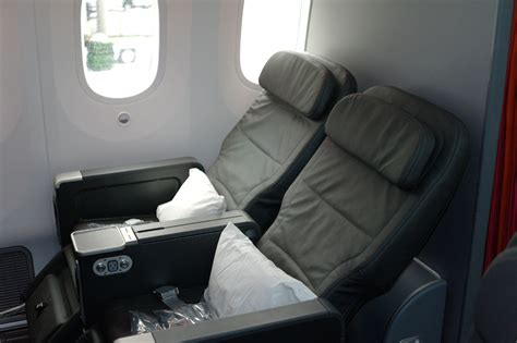 does air canada tvs in the back of seats jetstar boeing 787 how to fly in business class at