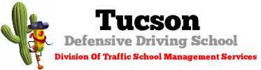 defensive driving school logo tucson defensive driving school