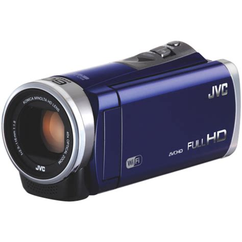 Memory Card Handycam Jvc jvc everio hd flash memory camcorder gz ex310au blue best buy toronto