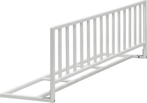 sponda letto pieghevole barriera sponda per letto pino ribaltabile in legno