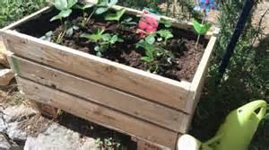 d 233 coration jardin palette de bois