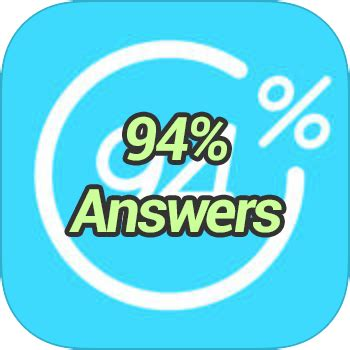 fruit 94 percent 94 answers solver