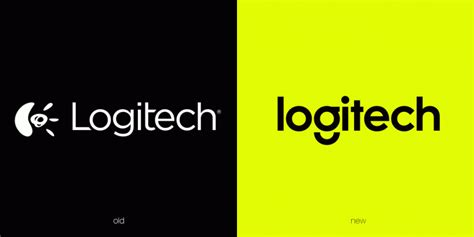 Vintage Design Home Instagram new logitech logo by designstudio
