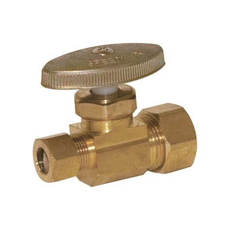 Stop Valves Plumbing by Compression Stop Valve