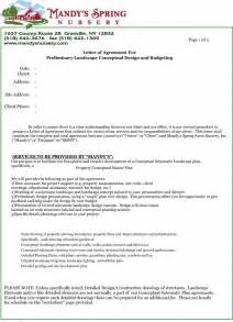 Letter Of Agreement Contract Template Free Printable Letter Of Agreement Form Generic