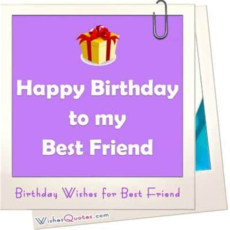 Birthday Quotes For Best Friends On Their Birthday Best Friend Quotes Birthday Wishes Quotesgram
