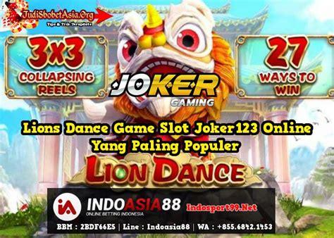 lions dance game slot joker    populer  images dance games slots