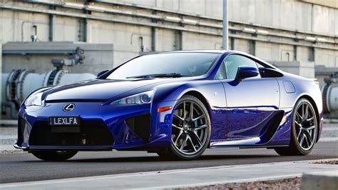 lexus lfa backgrounds