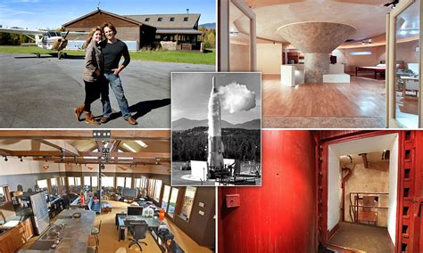 itll cost   bomb cold war missile silo converted