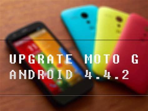 tutorial android kitkat 4 4 2 moto g como instalar android 4 4 2 kitkat con root doovi