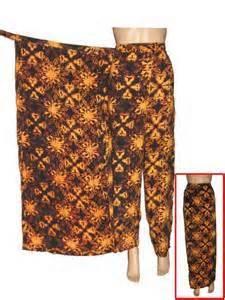 Celana Sarung Motif Coklat sarung celana unik eenendangsarielmuhyiblog