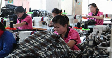 lands  denies clothing  manufactured  north