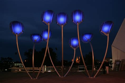 Solar Lights For Trees Mph Architects Solar Trees
