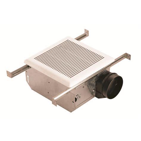 Utilitech Bathroom Fan by Shop Utilitech 2 Sones 90 Cfm White Bathroom Fan At Lowes