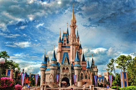 Do Disney by Disney World Castle Pictures Dreamers Do Travels