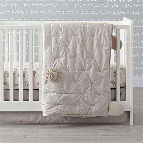 rabbit crib bedding bunny crib bedding the land of nod