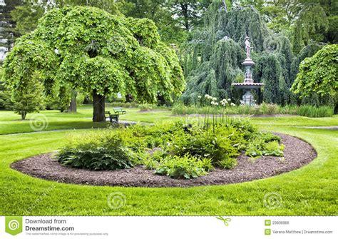 Z Garden by Green Garden Stock Photo Image Of Landscape Green Lawn