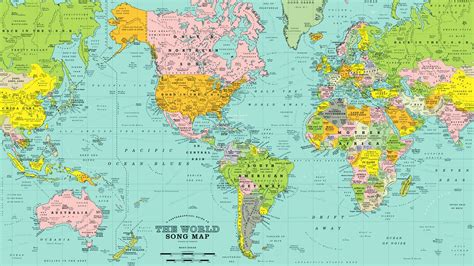 where is usa on the world map maps at searchando