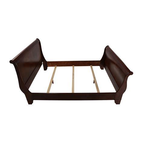 macys bed frames 81 off macy s macy s queen sleigh bed beds