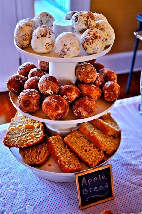 Brunch Foods For Baby Shower by 15 Whimsical Fall Baby Shower Ideas