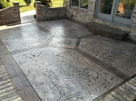 Patio Refinishing by 55 Best Images About Decorative Concrete Patios On