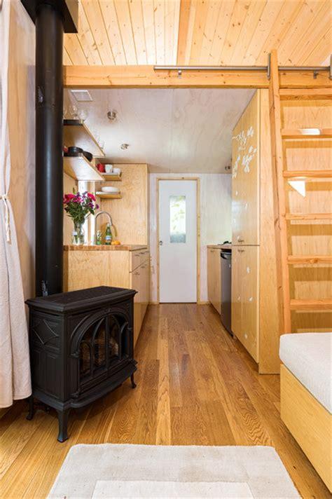 tiny house houzz vina s tiny house contemporary kitchen other metro