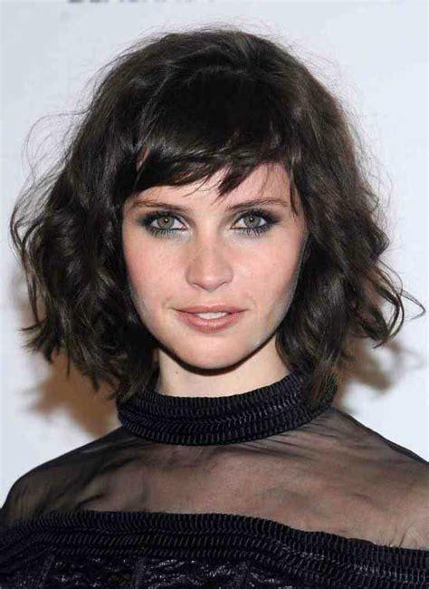 35 awesome bob haircuts with bangs makes you truly short curly bob hairstyles with bangs hairstyles