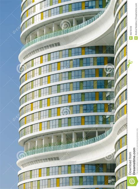 modern architecture facade royalty free stock images
