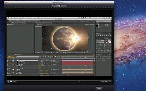 best motion graphics software motion graphics app mac lisisoft