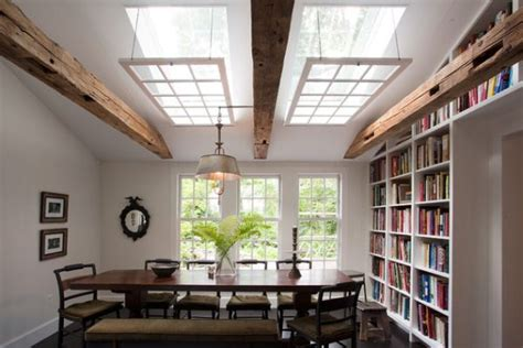 Galley Kitchen Lighting - uplifting skylight designs to get the light flowing
