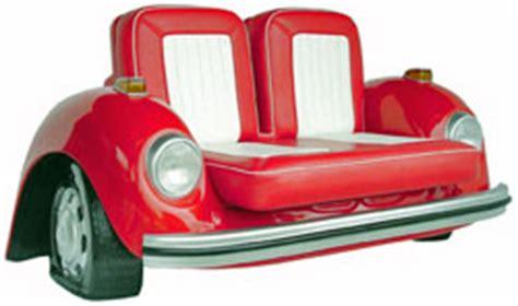 vw beetle couch divano beetle