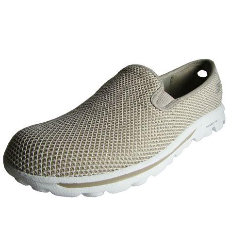 skechers womens go walk dazzle 13786 slip on loafer shoe