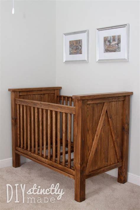 diy crib baby crib diy diy crib farmhouse cribs