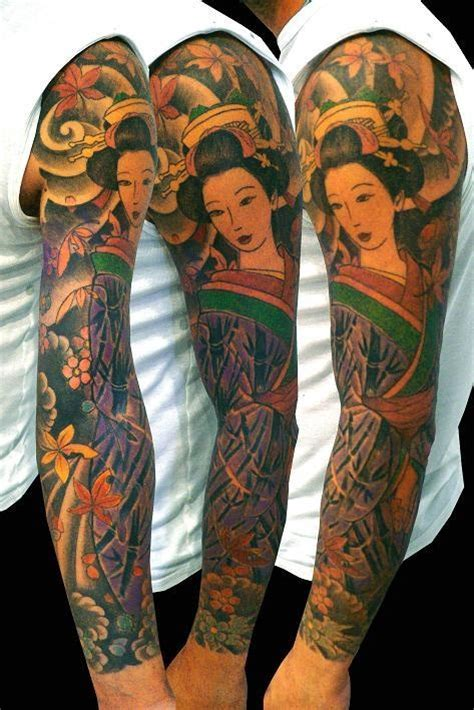 tattoo geisha e carpa significato 17 best images about sleeve tattoos on pinterest leeds