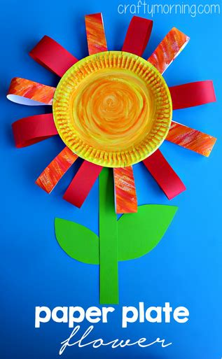 Creative Paper Crafts - creative paper plate crafts for to make crafty