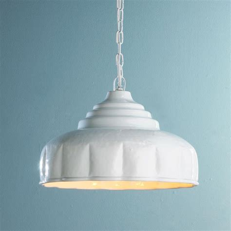 dome pendant light scalloped dome pendant light