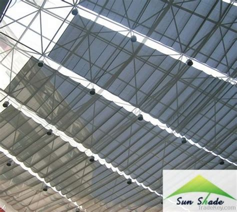 Roof Motorized Blinds Alibaba China Motorized Folding Roof Blinds By Tianjin Cezanne Sunshade