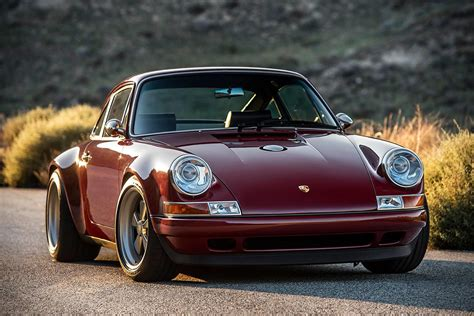 singer porsche red porsche 911 north carolina by singer hiconsumption