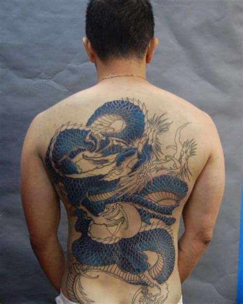 dragon back tattoos for men 75 designs for and