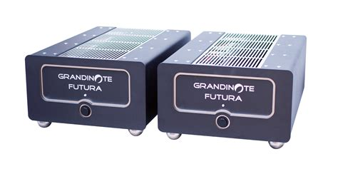 futura channel grandinote futura mono block power lifier bd audio