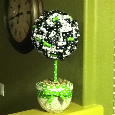 My Idea Is Expensive polka dot tree my most expensive craft idea