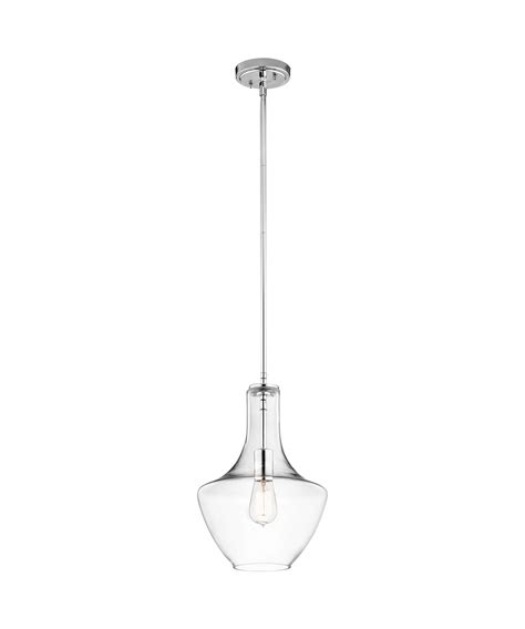 Kichler Lighting Everly Kichler 42141 Everly 11 Inch Mini Pendant Capitol Lighting 1 800lighting
